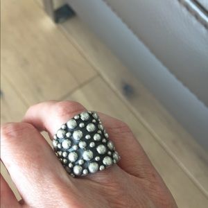 Jewelry - Fabulous Sterling Silver Ring